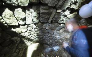 Håkan Weideberg  har en stenkällare under huset som kan vara kvar.