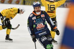 Per Hellmyrs har varit med i Veckans lag fem gånger – precis lika många gånger som under förra säsongen.