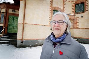 Linnéa Kärvemo är med i föreningen Hedemorakultur.se som i år ger ungdomar mellan 14–18 år att visa upp sina konstverk på övervåningen på Wahlmanska huset under Hedemora konstrunda 10–12 maj.