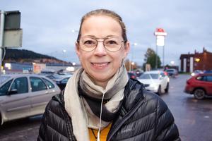 Sara Rönström, 42, administratör, Sidsjö: