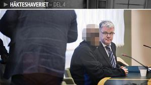 Advokat Martin Beskow i rätten. Arkivbild från 2018.