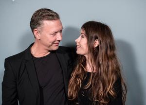 Mikael Persbrandt och Anna Odell medverkar båda i Odells kommande film