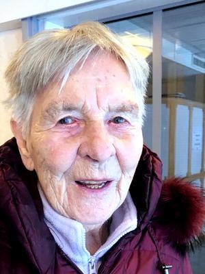 Märta Byström, Timrå, har avlidit i en ålder av 98 år.