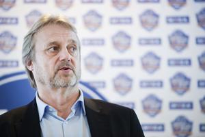 Sonny Lundwall, ligachef hockeyallsvenskan. Foto: Johanna Lundberg/Bildbyrån