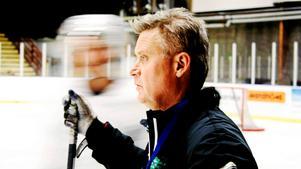 Ulf Skoglund, tränare för Malungs IF.