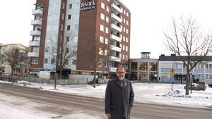 Per-Arne Frisk (S) vill införa ett förbud mot fattigdom.