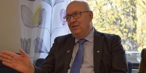 Under måndagen insinuerade Ulf Berg (M) att oberoende revisorer skulle ha dolda motiv för att få Dalasamverkan att framstå i dålig dager. Ett befängt påstående. Foto: DT