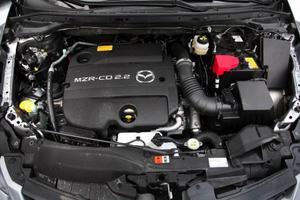 Här ruvar det som Mazdas europeiska återförsäljare längtat mest efter - en ny och modern dieselmotor.