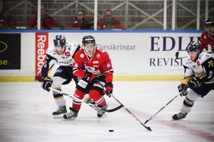 Hudik Hockey jagade förgäves i slutperioden.