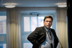 Thomas Andersson, platschef för ABB i Ludvika, har anställda med 50 olika nationaliteter i företaget.
