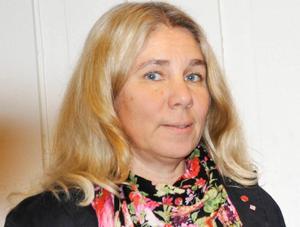 LO-distriktets ordförande Karin Näsmark