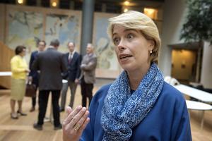 Ledarredaktionen välkomnar den skärpning av villkoren för nyanlända som socialförsäkringsminister Annika Strandhäll (S) kommit överens om med alliansen.