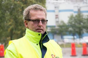 Kjell Olsson, ordförande i Pappers avdelning 3 på Billerud Korsnäs säger att beskedet kom som en överraskning.