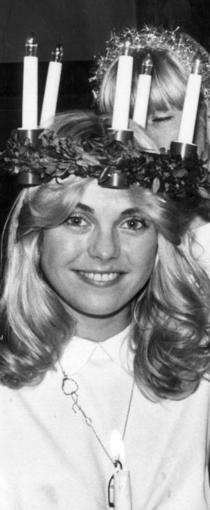 1980 hette länets Lucia Tina Paulsen.