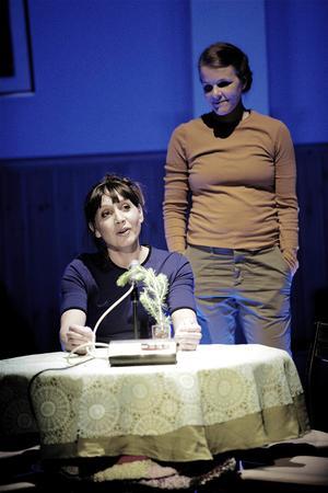 Anna Pareto och Cecilia Wernesten i