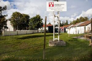 Det skapas fler lägenheter på Ingsta servicehus i Rogsta. Den tidigare barnverksamhetens lokaler byggs om till sex nya lägenheter.