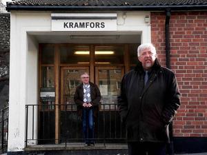 Kramfors kommun med Staffan Östman och Jan Johansson i spetsen är inriktad på att bygga en helt ny byggnad till det planerade resecentret som ska knyta samman buss- och tågtrafiken i Kramfors.