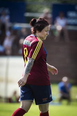 Angelica Lindholm Forsell är en av spelarna som valt att lämna Selånger för SDFF.