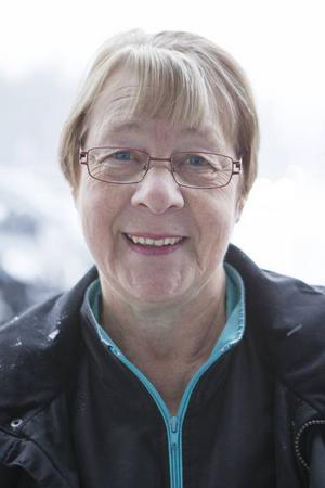 Sonja Sjöqvist, Östersund.– Nu för tiden lägger jag blommor på graven men förut skickade jag farsdagskort.