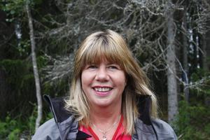 Siv Jansson jobbar halvtid på Sportfiskarna efter en stroke för två år sedan. Hon grundade Fjällorna, en rikstäckande fiskeklubb för kvinnor, 2003. I augusti är hon kapten för det svenska laget i EM i flugfiske.