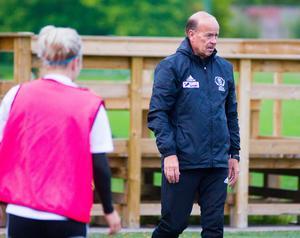 Sportchef Bengt Gustavsson.
