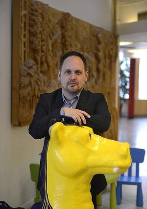 Jörgen Berglund (M), kommer.