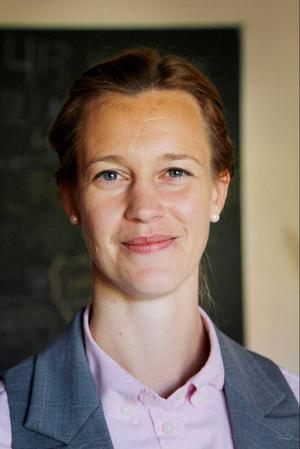 Anna Hansen är vd för Nordiskt centrum för kulturarvspedagogik, som har sitt säte i Östersund.