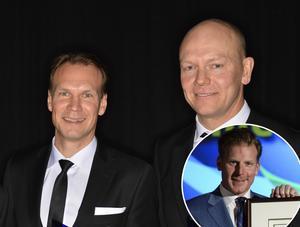 Nicklas Lidström, Mats Sundin och Daniel Alfredsson (infälld) är Senior Advisors för teamet som ska leda Sverige till succé i World Cup.