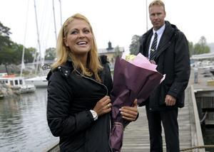 Fyller 27. Prinsessan Madeleine firade sin 27-årsdag på Gävlebriggen Gerda.