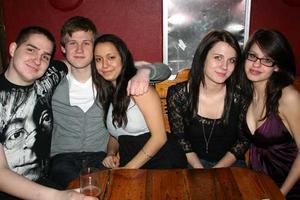 Konrad. Simon, Filip, Renata, Alexandra och Monika
