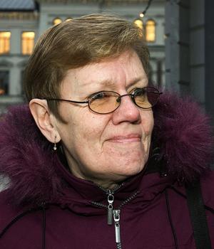 Yvonne Carlsén, 60 år, Skönvik:Lasse Stefanz. Jag gillar alla deras låtar.
