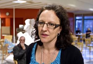 Annika Öst-Nilsson berättar att de använt bilderna också som minnesträning.