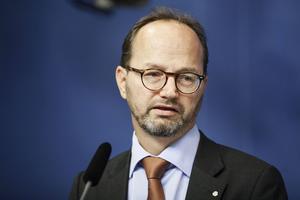Infrastrukturminister Tomas Eneroth (S).