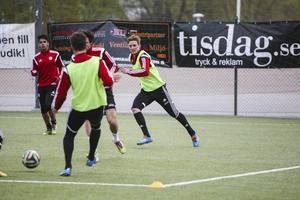 Mot Sandviken blev Andreas Persson syndabock med sin hands i straffområdet. Mot Piteå finns revansch att utkräva.