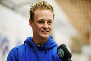 FÖRSVINNER. Erik Karlsson var Timrås näst bästa poängplockare i Allsvenskan. Nästa säsong spelar han i Finland.