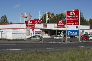 Om Ica säljer fastigheten där Matmagasinet ligger är det inte uteslutet att kommunen kommer att lägga ett bud.