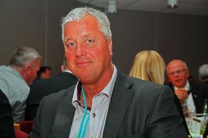 Tommy Eriksson från Söderhamn blev Årets företagare i kommunen.