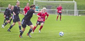 Det blev ett perfekt slut på våromgången för Madde Pettersson och Team Hudik, 8–1 mot Frösö.