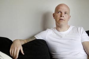 Nu vill Mats Huldt, 41, lägga all sin energi på sin dotter och på att etablera sig som massageterapeut.