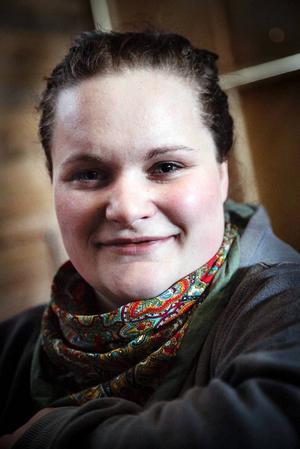 Marléne Ljungdahl är getbonde och bor i Hallen. I fjol var hon med i Bonde söker Fru. Men kärleken uteblev.