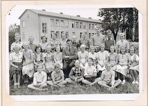 Mellanstadiet på 1940-talet.
