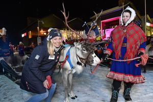 En ren i pris, med viss respekt för vad som väntar vid seger, är ändå Frida Hansdotter nu redo för slalompremiären.
