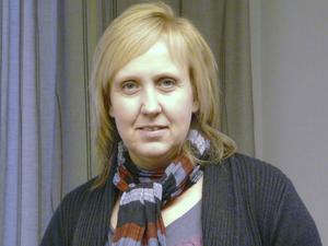Susanne Berger (S) ordförande för omsorgsstyrelsen.