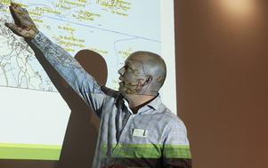 Patrik Jakobsson är VD för Arizona chemical i Söderhamn.