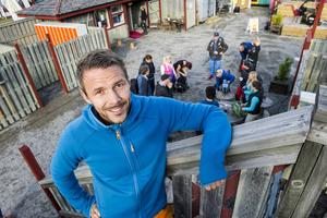 Jerry Engström har en rad nysatsningar på gång kring äventyrsturism, en och Fritidsbyn.