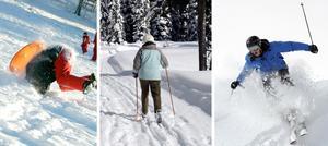 Inom en vecka kan det vara möjligt att ägna sig åt vintersport i Ånnaboda och Storstenshöjden.