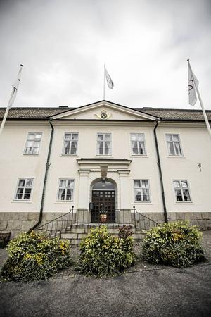 Kommunhuset i Falun. Fotograf: Christian Larsen