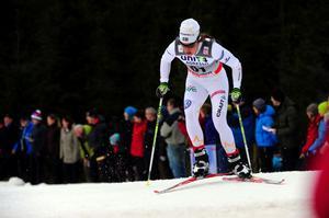 Anna Haag är pigg och kry efter den förkylning hon åkte på före jul. Anna tror att en plats bland de fem bästa finns inom räckhåll i Tour de Ski.