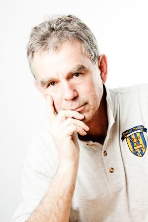 Lars Wohlfart, chefredaktör.