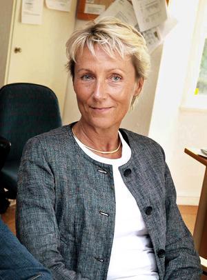 Ann-Katrin Sundelius blir Sandvikens nya kommundirektör. I intervjuerna har det sagt klick i kontakterna mellan henne och partiföreträdarna i Sandviken.